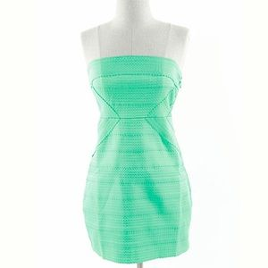Bodycon mint/ aqua dress (S) Also Available in (M)